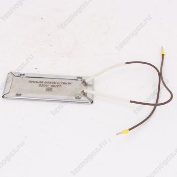 ЭНПлМ металлический плоский нагреватель - фото 1