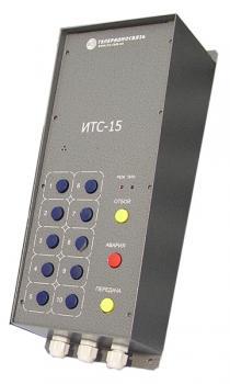 Пульт громкоговорящей избирательной связи ИТС-15
