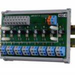 Фото модуля дискретных сигналов МДС-8