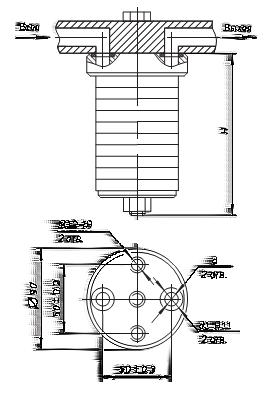 Фильтр ВС42-5 схема