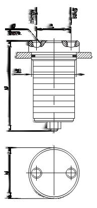 Фильтр АС42-5 чертеж